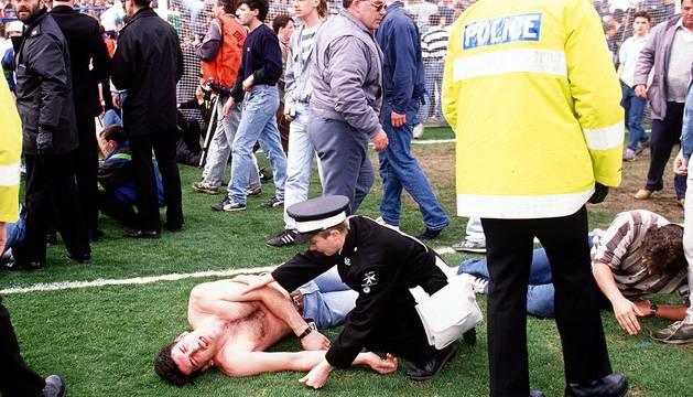 La tragedia de Hillsborough fue un