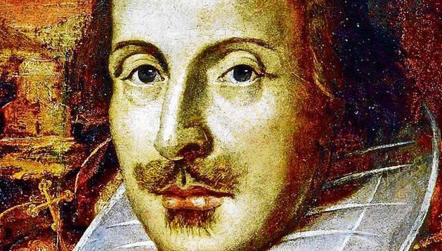 Imagen de William Shakespeare.