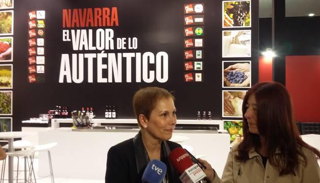 Barkos destaca las buenas expectativas de Navarra en Alimentaria