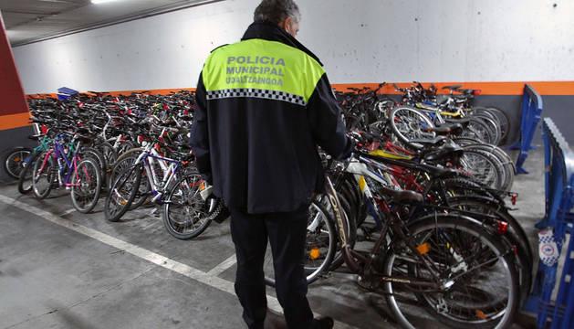 La falta de voluntarios impide que arranque la patrulla policial en bici