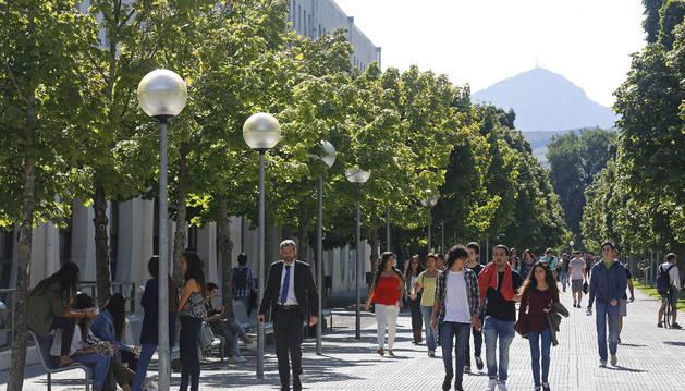 Campus de Arrosadía.