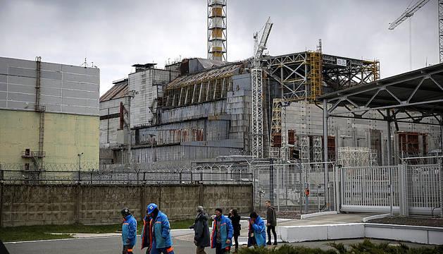 La CE concede otros 20 millones de euros para planta accidentada de Chernóbil