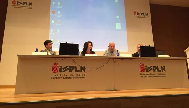 El ISPLN ha organizado una jornada sobre prevención de riesgos laborales