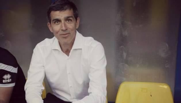 Juan Ramón López Muñiz, técnico del Alcorcón.