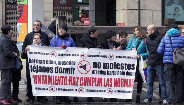 6 de cada 10 españoles están expuestos a niveles de ruido perjudiciales para la salud