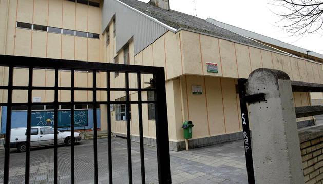 El CP San Jorge cambiará las cubiertas del comedor y del edificio de Infantil