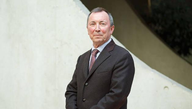 Joaquín Ansa, nuevo presidente del Consejo Social de la UPNA