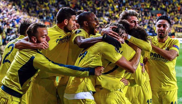 Adrián en la prolongación acerca al Villarreal al sueño de final