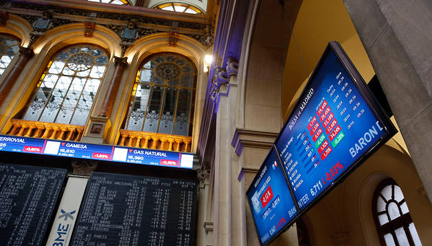 El IBEX pierde un 1,43 % y los 9.200 lastrado por Wall Street y Asia
