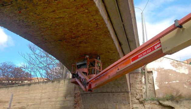 Reabierto el puente de Fitero tras una inversión de 173.556 euros