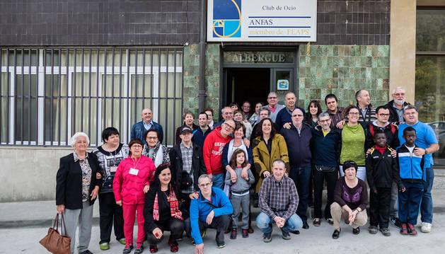 El albergue de Anfas Estella llega a la 13ª temporada 'abriendo camino'