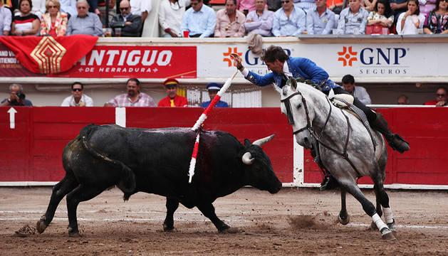 Tarde aciaga de Pablo Hermoso de Mendoza en Aguascalientes