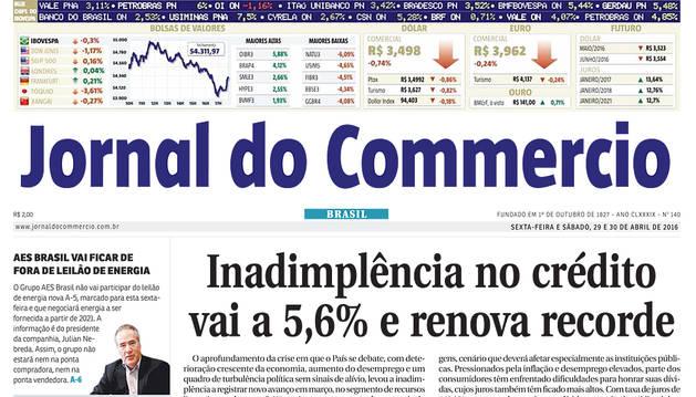 Deja de circular el segundo periódico más antiguo de Brasil