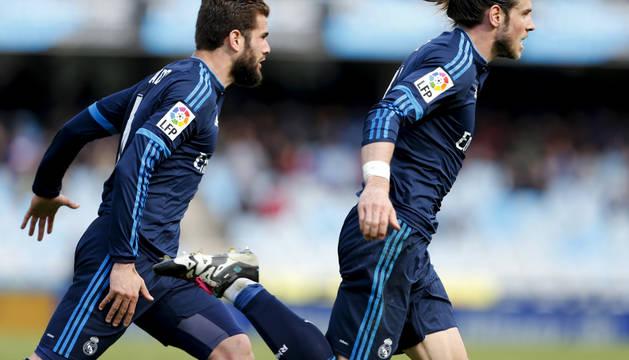 Nacho y Bale.