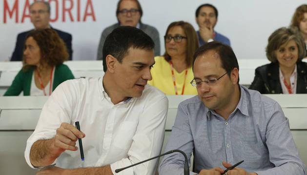 Sánchez pide al PSOE que deje el debate de los puestos en las listas