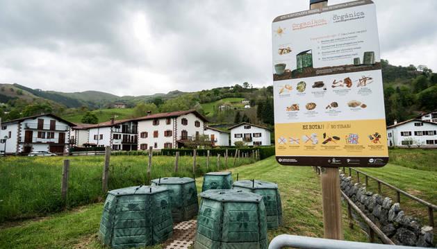 Etxalar, ejemplo de reciclaje de residuos