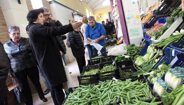 Tudela cierra sus Jornadas de la Verdura