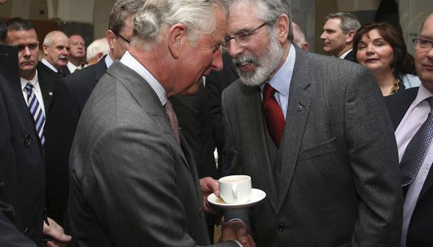 Triunfo y miseria de la política del gueto en Irlanda del Norte