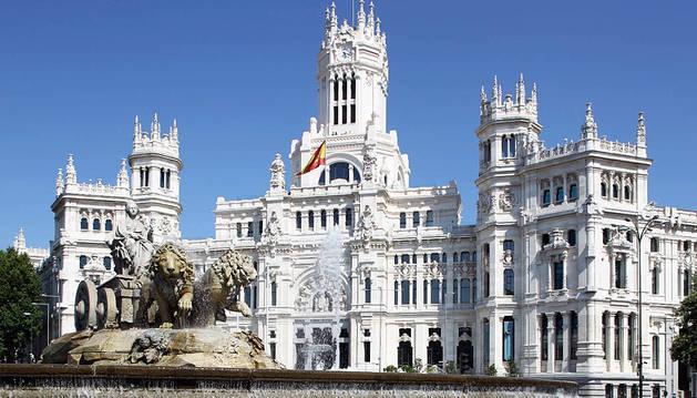 Una vuelta por el Madrid de Antonio Palacios