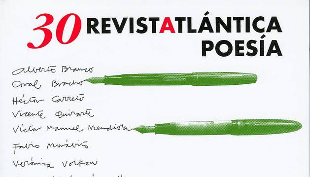 RevistAtlántica de Poesía cumple 25 años mimando versos