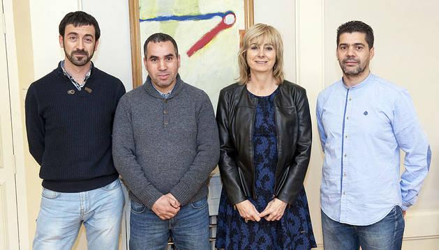 El Gobierno reforzará la colaboración con la Comunidad Islámica de Navarra