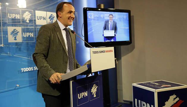 La ejecutiva de UPN nombra 5 vicesecretarías para