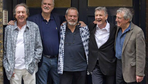 La memoria gamberra de los Monty Python