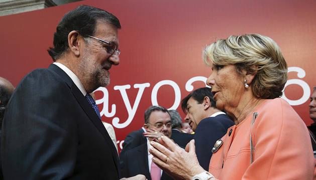 Rajoy advierte a Sánchez de que se olvide de los vetos tras el 26J