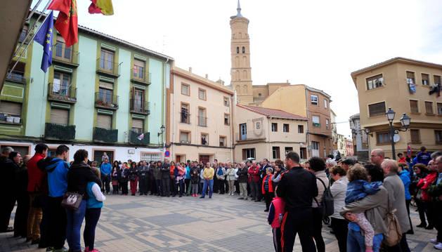 Indignación en Murchante y Funes tras los ataques a sus cementerios
