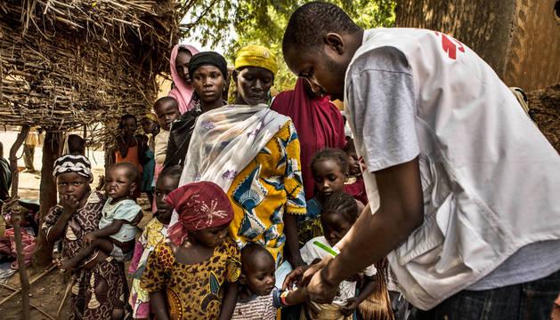 Los navarros, los más generosos con sus aportaciones a las ONG