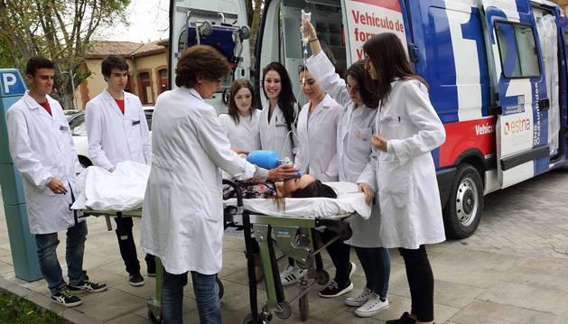 Escuela Sanitaria - ESTNA, centro de referencia nacional