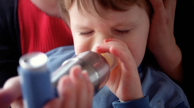 Una aplicación para móviles facilita controlar los casos de asma grave