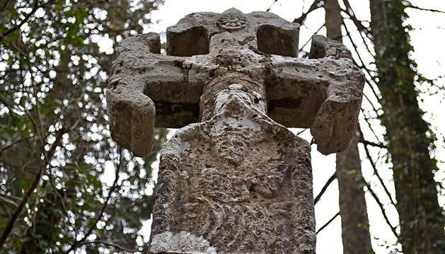 Cruz de los Peregrinos de Roncesvalles