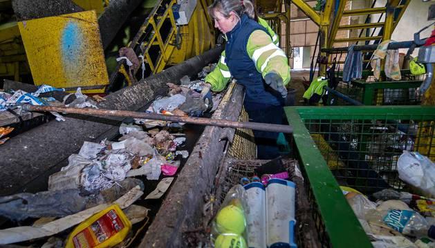 Los técnicos defienden la viabilidad de la planta de residuos de Cárcar