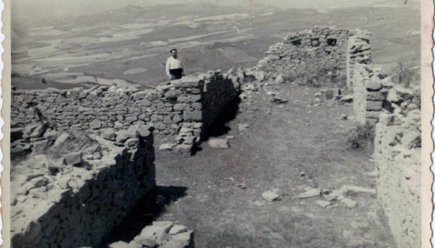 Fuerte Princesa de Asturias en Monte Esquinza ( Villatuerta).