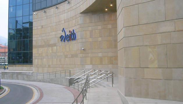 Sede de la EITB en Bilbao.