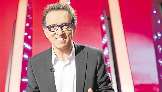 El presentador de 'Saber y ganar', Jordi Hurtado.