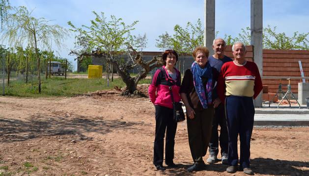 Los colectivos impulsan una romería en Sartaguda