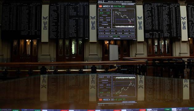 La Bolsa española sube un 1,02% animada por los resultados empresariales