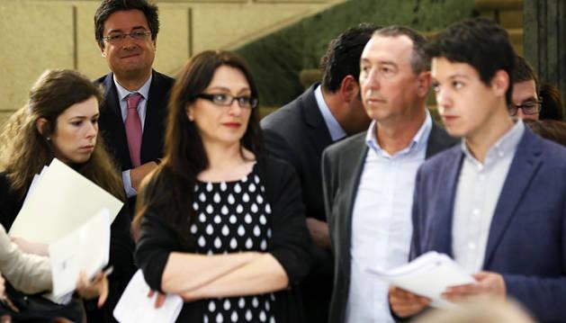 Los partidos constatan su dificultad para pactar una reducción del gasto electoral