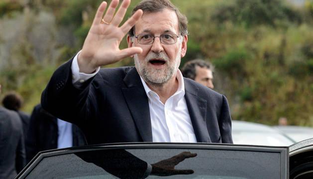 Rajoy ofrece a la CE un esfuerzo adicional para evitar la multa por el déficit