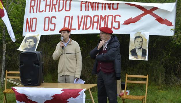 El Partido Carlista pide en Montejurra la desclasificación de los documentos de 1976