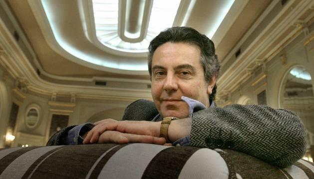 El escritor gaditano Felipe Benítez Reyes.