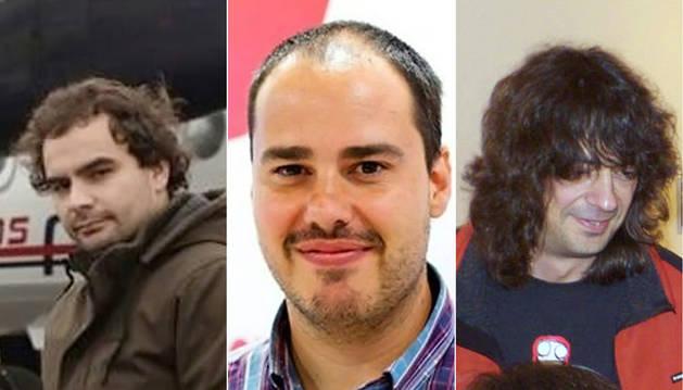 Los periodistas liberados en Siria se encuentran ya en España