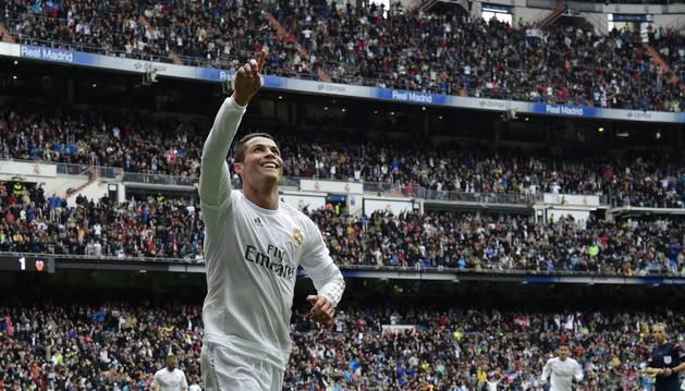 Cristiano Ronaldo, con dos goles, volvió a ser decisivo.