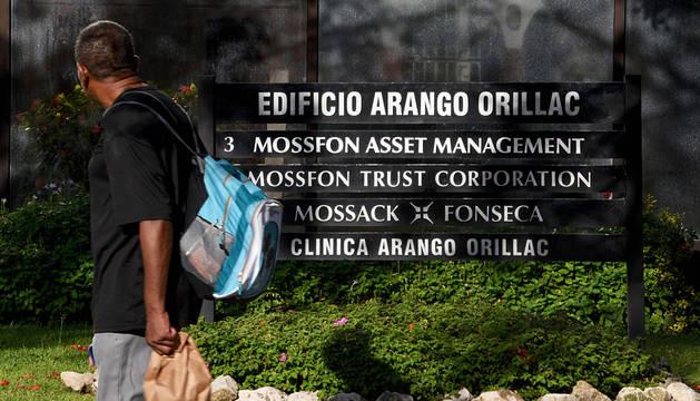 Publican los datos de casi 214.000 sociedades de los papeles de Panamá