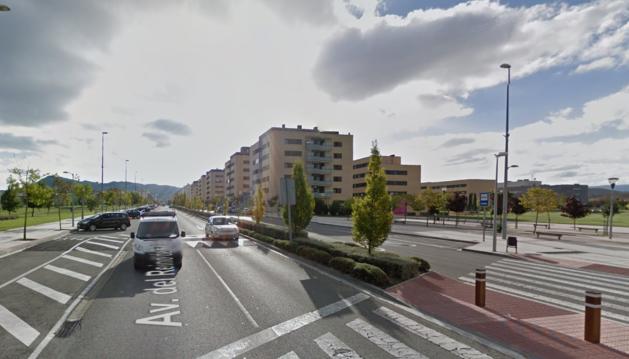 Detectado en Sarriguren un vehículo a 90 km/h en zona limitada a 40