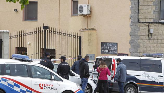 El hombre que supuestamente mató a su mujer en Zaragoza sigue en el hospital