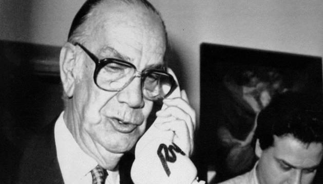 Cien años de Camilo José Cela, el escritor convencido de que