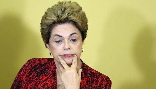 Fracasa el intento por frenar el 'impeachment' contra Rousseff